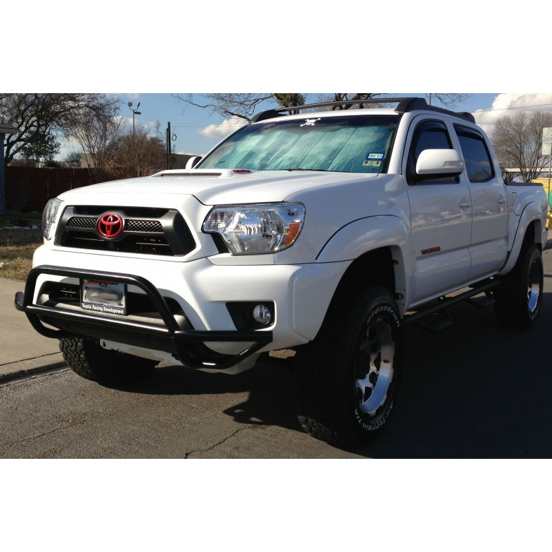 Avid 2012 2015 toyota tacoma front bumper guard front bumper more views mozeypictures Images