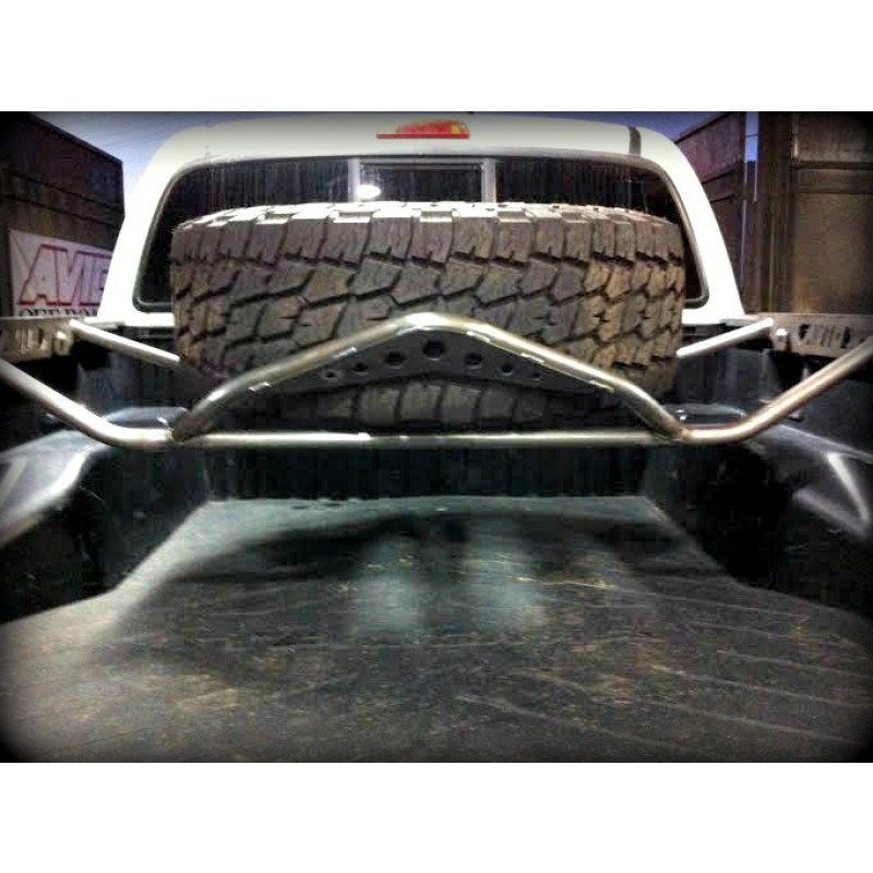Off Road Fire Truck >> AVID Spare Tire Rack - Avid Products - Avid Armor