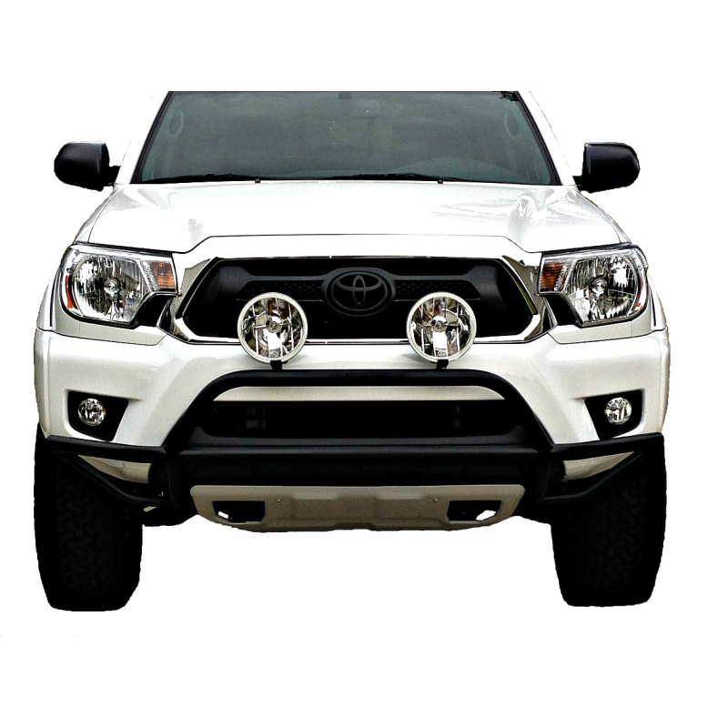 Avid 2012 2015 toyota tacoma front bumper guard avid products more views mozeypictures Images