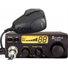 19DXIV 40 Channel Compact CB Radio