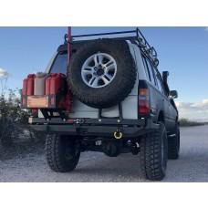 80 Series Rear Bumper