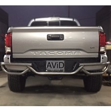 2016+ Toyota Tacoma Rear Bumper Guard