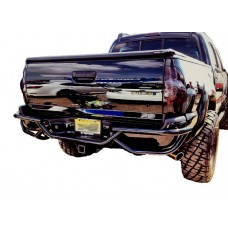 2005-2011 Toyota Tacoma Rear Bumper Guard