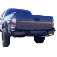 2012 - 2015 Toyota Tacoma Rear Bumper Guard