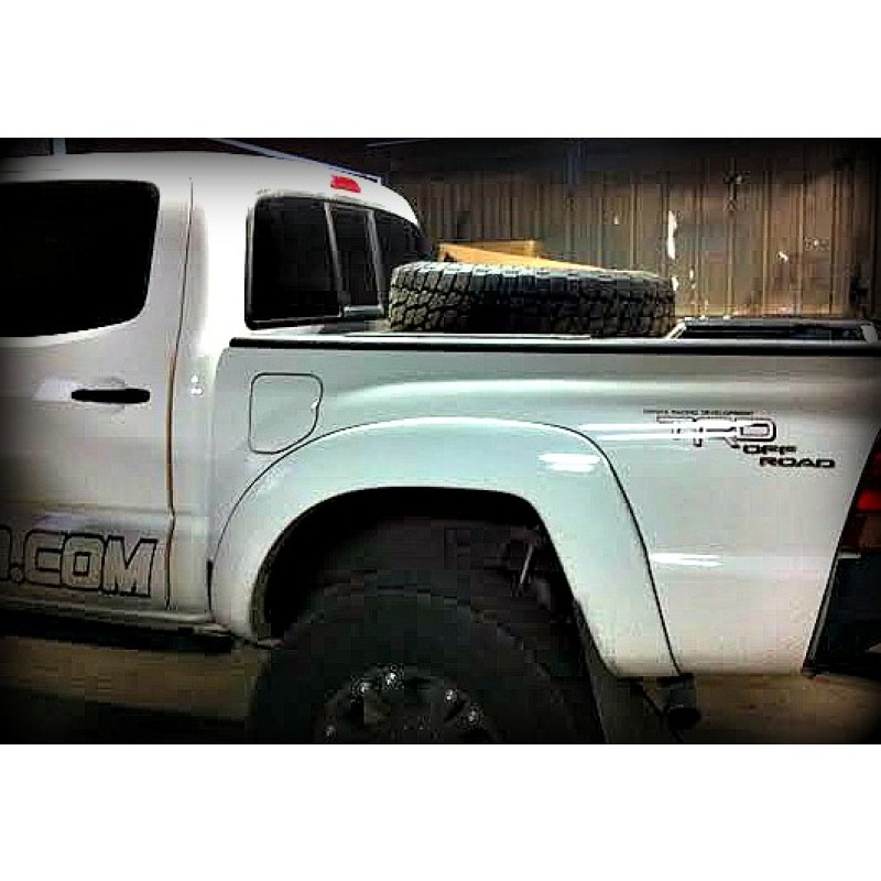 Avid Spare Tire Rack Bed Options Avid Products Avid